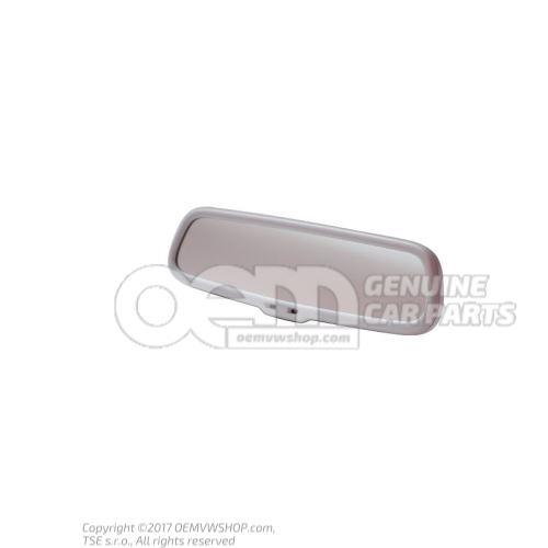 车内后视镜, 自动防眩目 珍珠灰色 6Q0857511C Y20