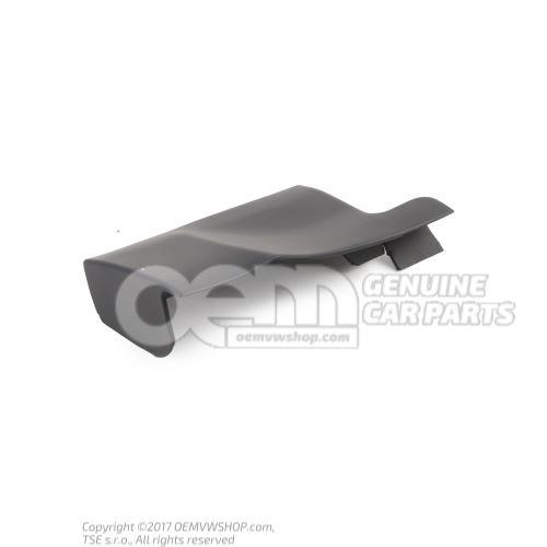 Cache p. aile noir satine 895853989  01C