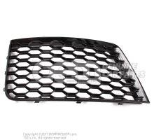 Rejilla conduccion aire negro-brillante Audi RS3 Sportback 8V Audi RS3 Sportback 8V 8V4807682B T94