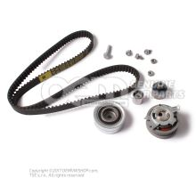 Repair kit for toothed belt 03L198119F