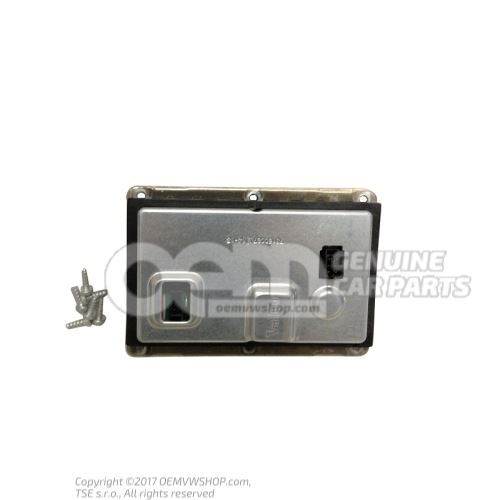 Control unit for gas discharge lamp 3D0907391B