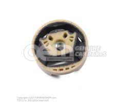 Bonded rubber bush upper 1K0199868Q