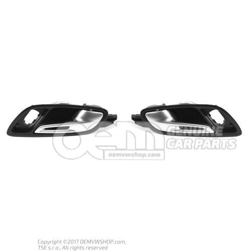 Tiradores de puerta Audi R8 420837020AH77 420837019AH77 OEM01455288