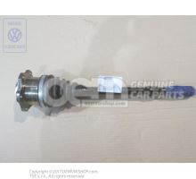 Drive shaft with constant velocity joint inner 1J0407417P