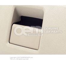 Stowage box cardamom beige 8K0882601B K38