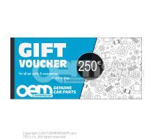 oemVWshop Gift card - 100€