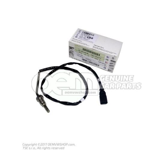 Exhaust gas temperature sender 03L906088BS