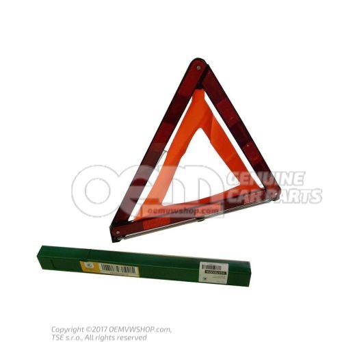 Triangle presignalisation GGA700001A