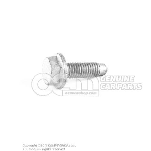 N  01950213 Hex collared bolt M8X25