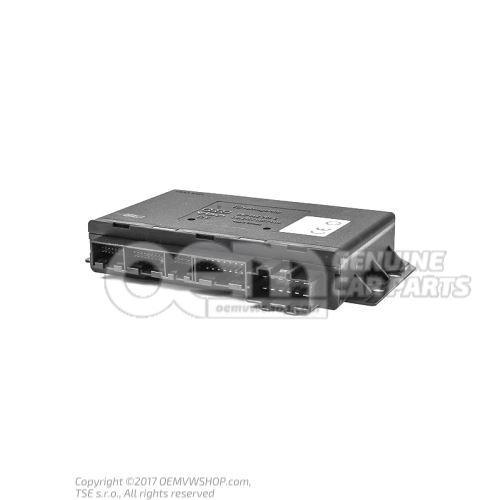 БУ центрального замка Audi TT/TTS Coupe/Roadster 8N 8N7962267C