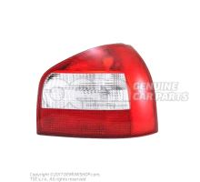 Tail light with fog light right 8L0945096C