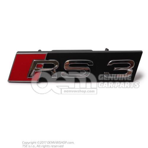 Cromo Audi RS3 Sportback 8V Audi RS3 Sportback 8V 8V4853736 2ZZ