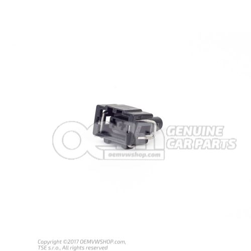 Flat contact housing with gasket 357972752