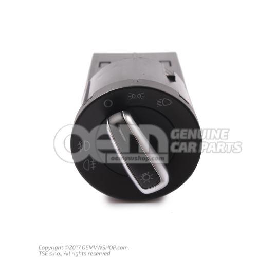 Conmutador multiple para luz marcha automatica, luz marcha y poblacion, faros niebla y pil 6R0941531G APV